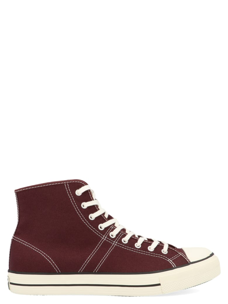 Converse 'lucky Star Time Capsule' Shoes - Burgundy