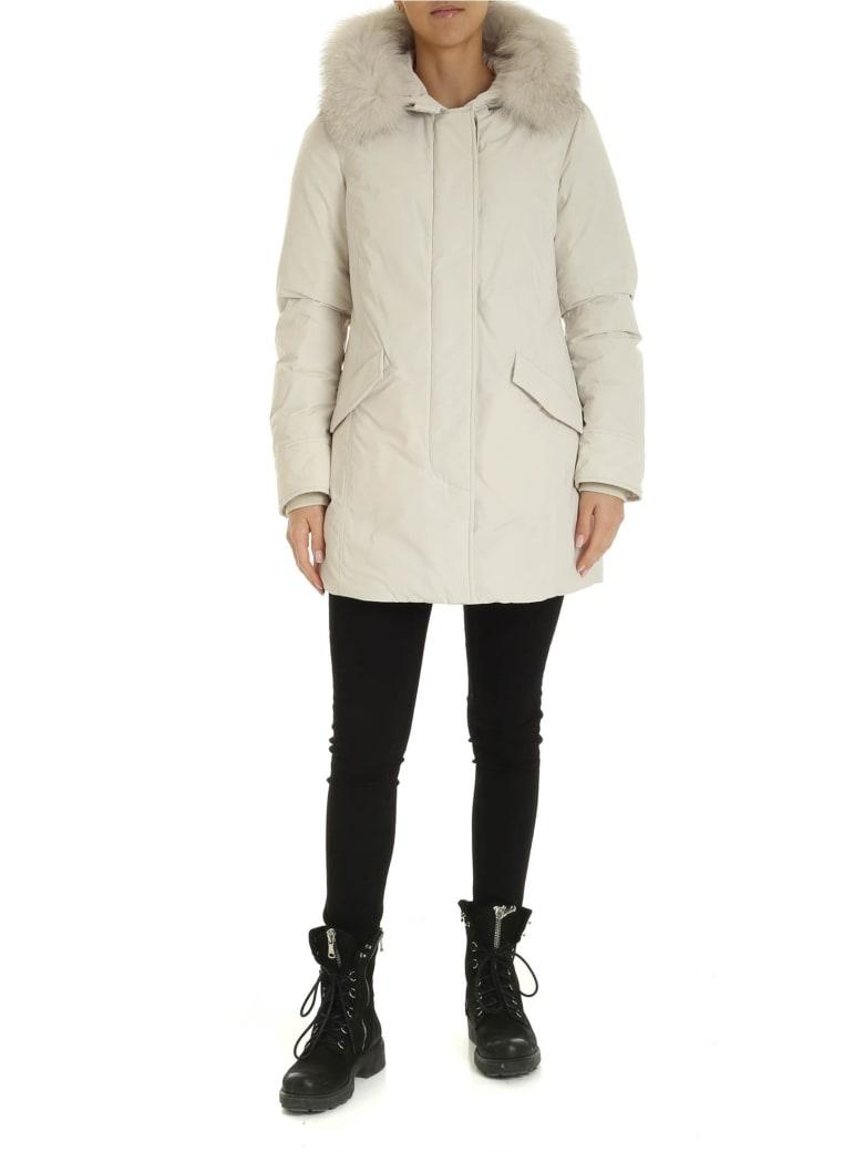 Woolrich - Luxury Artic Down Jacket - White