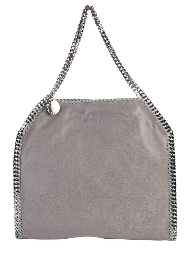 Stella McCartney Grey Falabella Double Chain Bag - Grey