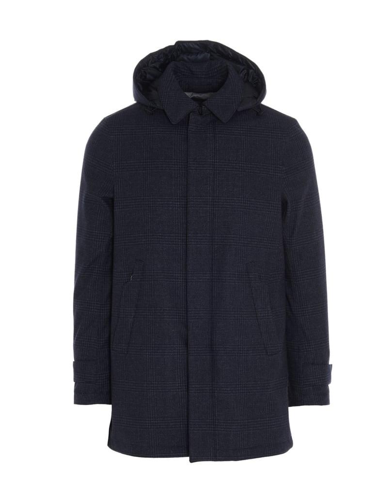 Herno 'niagara' Jacket - Blue