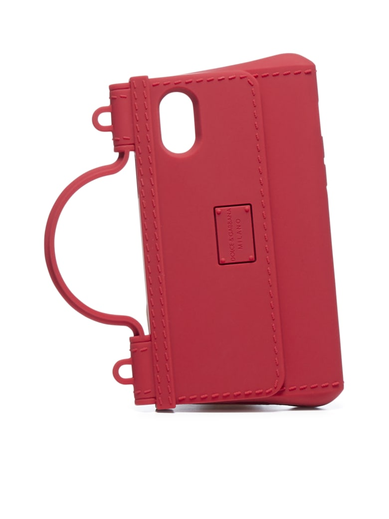 Dolce & Gabbana Hi-Tech Accessory - Rosso