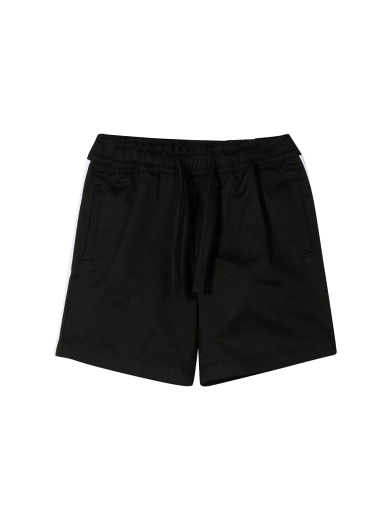 Dolce & Gabbana Sport Shorts With Side Band - Nera