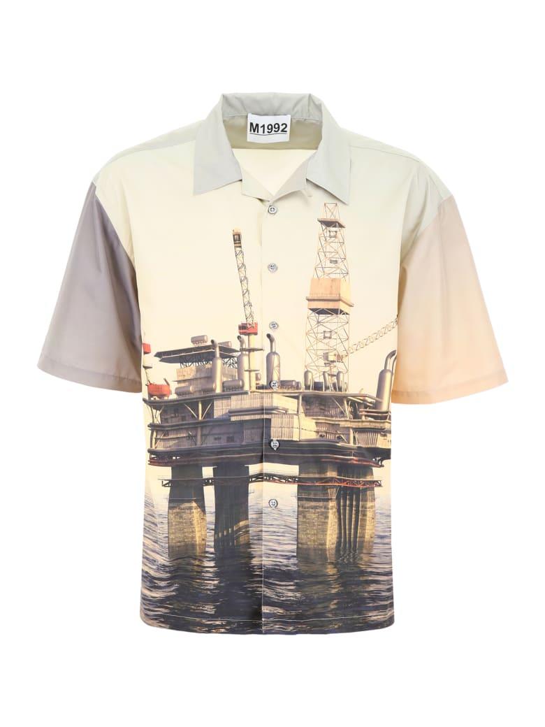 M1992 Oil Tanker Shirt - GRIGIO (Beige)