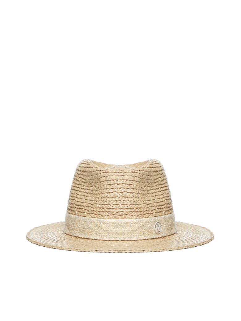 Maison Michel Andre Hat - Natural