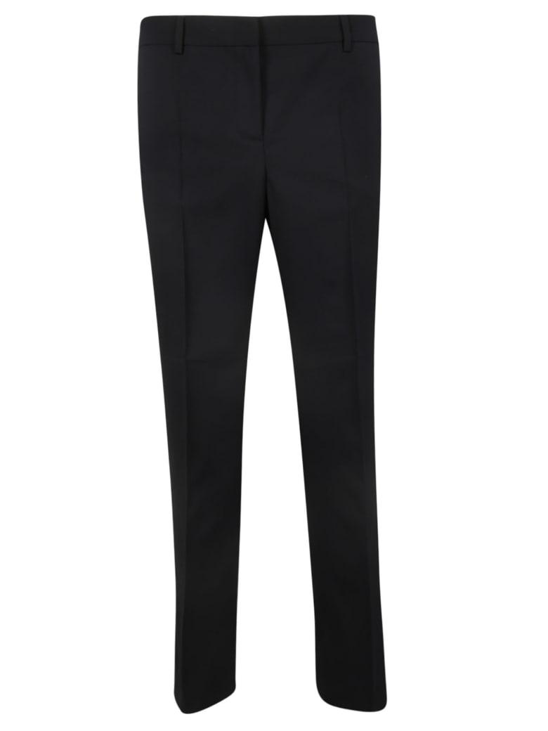 Tonello Straight Leg Trousers - Black