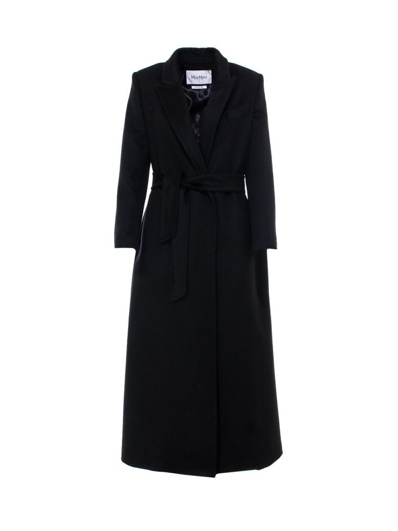 Max Mara Kriss Coat - Black