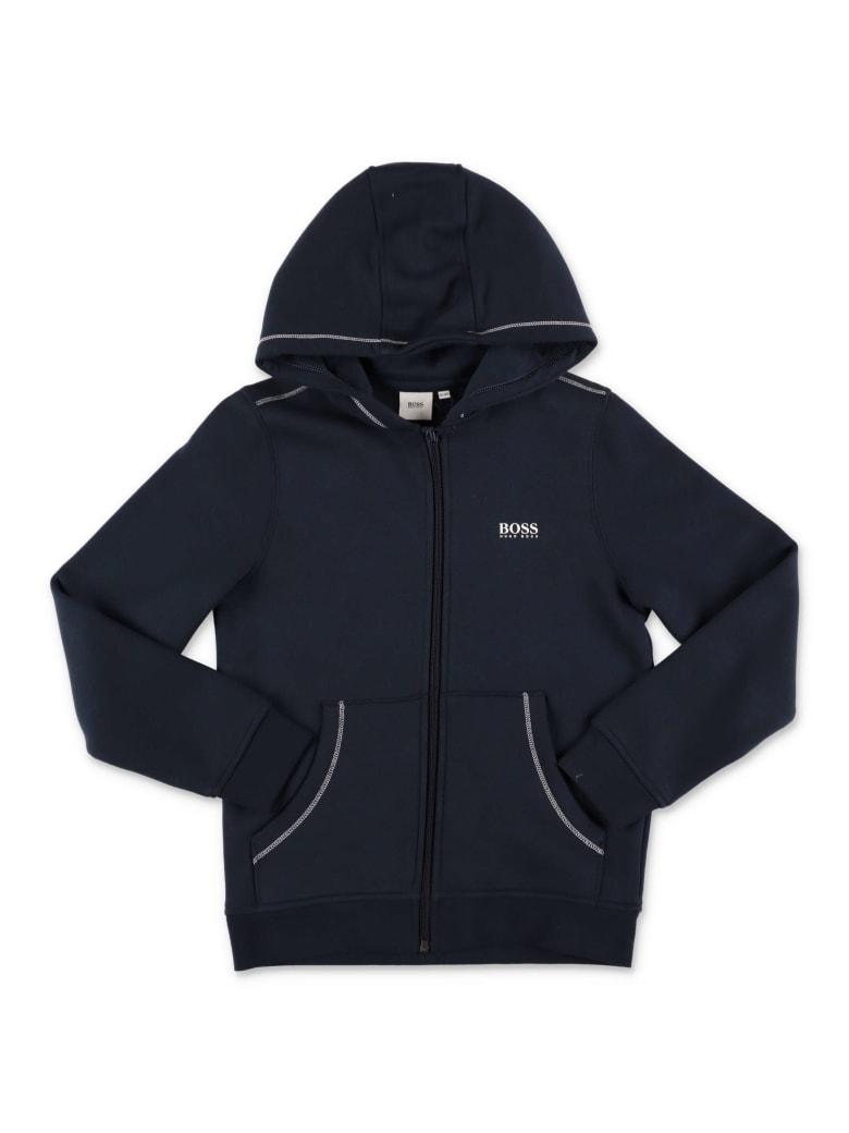 Hugo Boss Sweater - Blu
