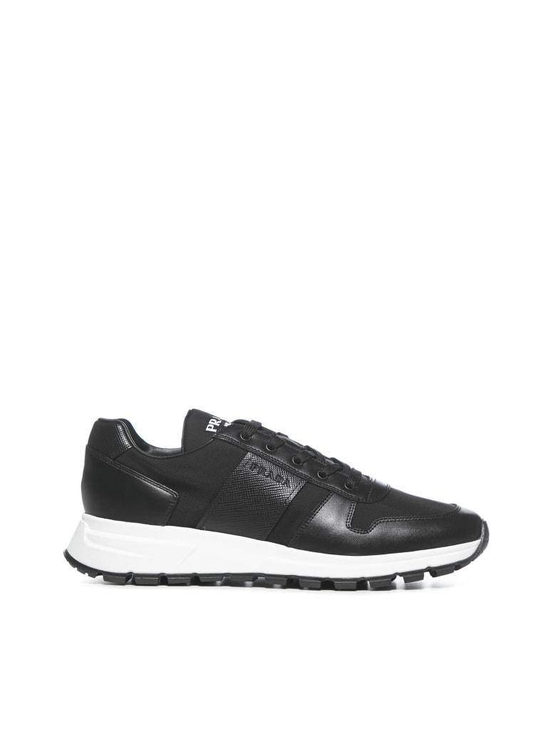 Prada Linea Rossa Prax 01 Sneakers - Nero bianco