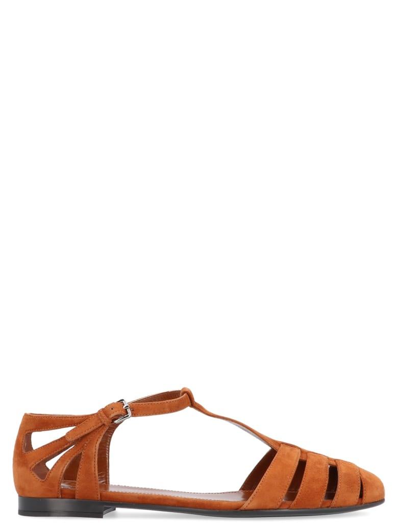 Church's 'rainbow' Shoes - Brown