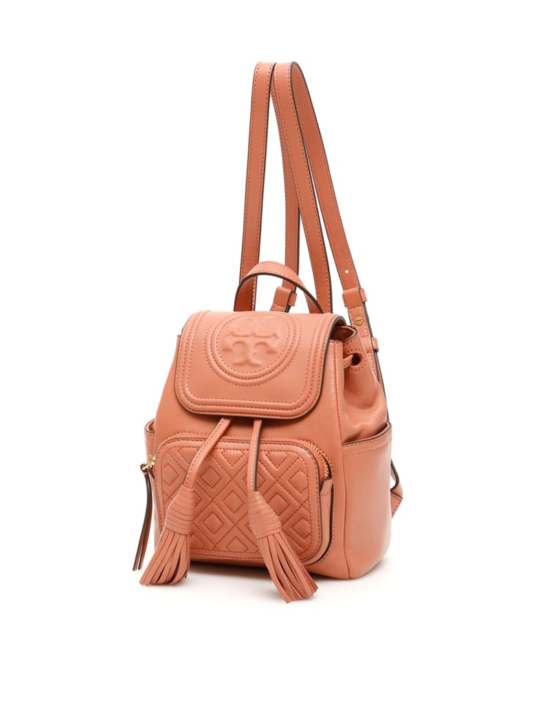 Tory Burch Fleming Backpack - TRAMONTO (Pink)