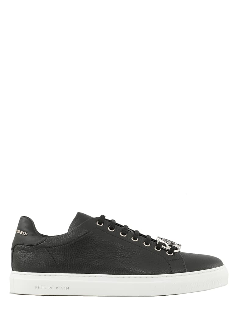 Philipp Plein Lo-top Sneakers Hexagon - BLACK