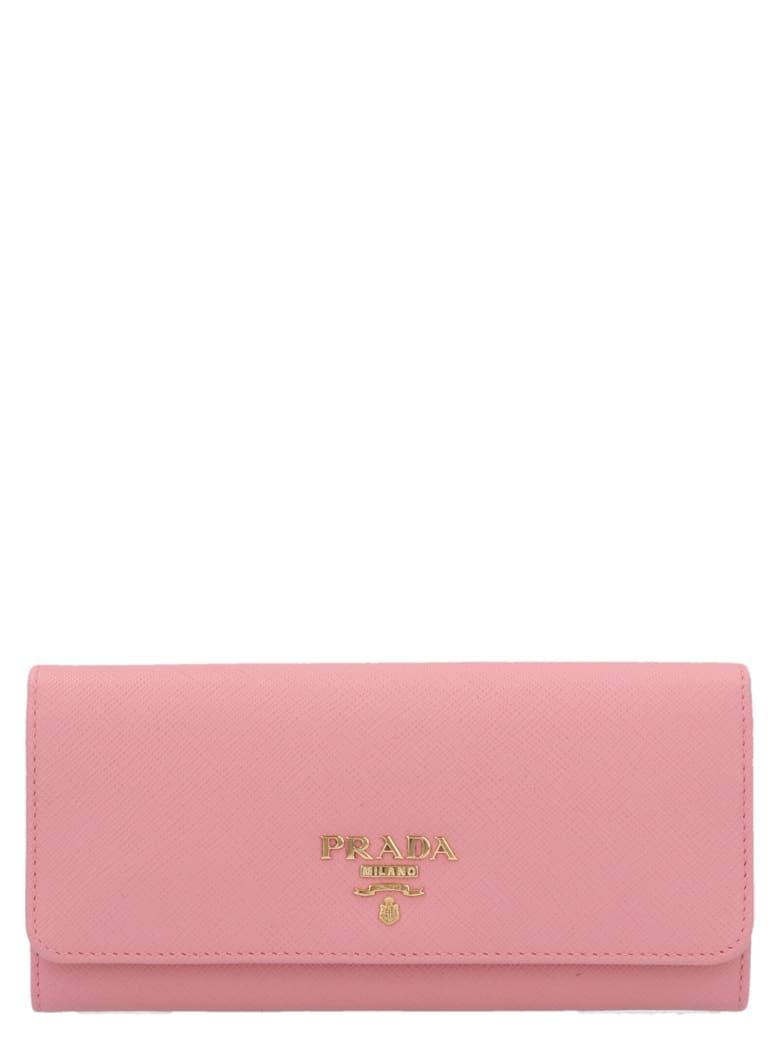 Prada Wallet - Pink