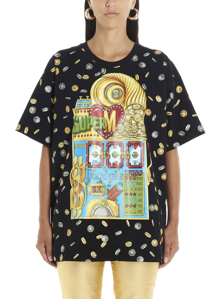 Moschino 'slot Machine' T-shirt - Multicolor