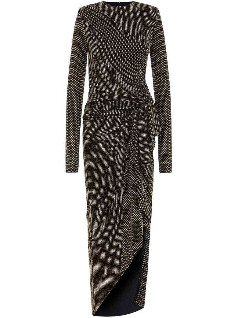 Alexandre Vauthier Long Dress - Black