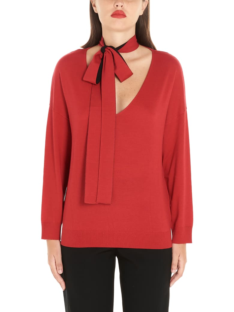 RED Valentino Sweater - Red