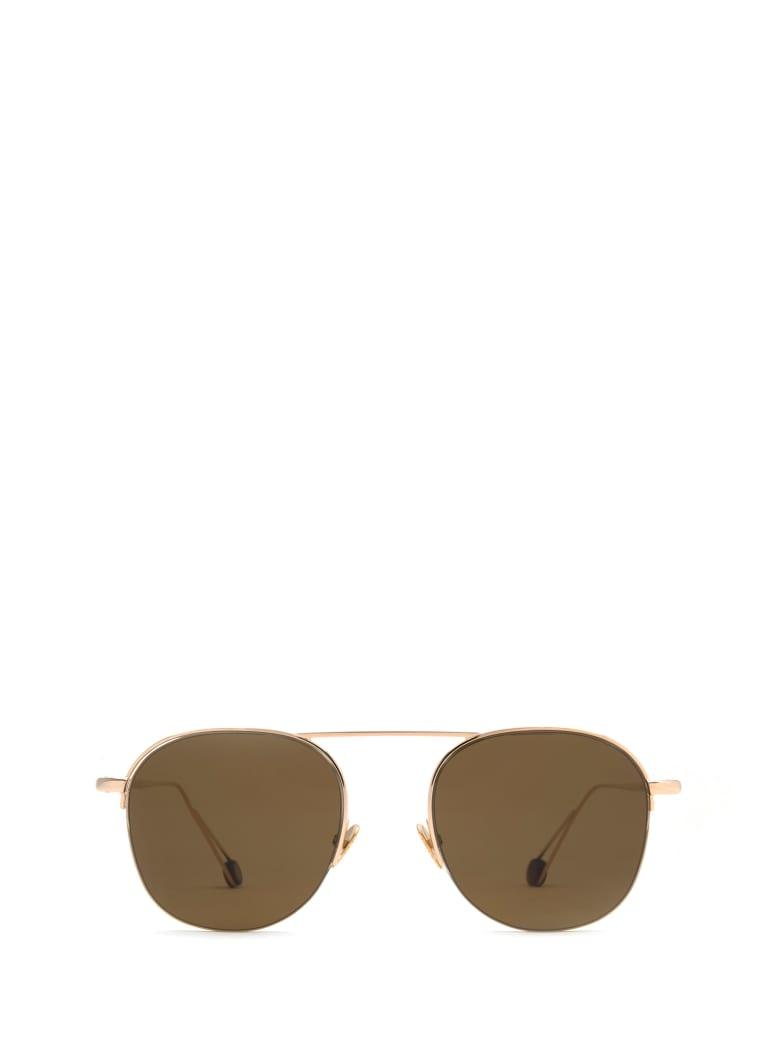 AHLEM Ahlem Place Saint Sulpice Champagne Sunglasses - CHAMPAGNE