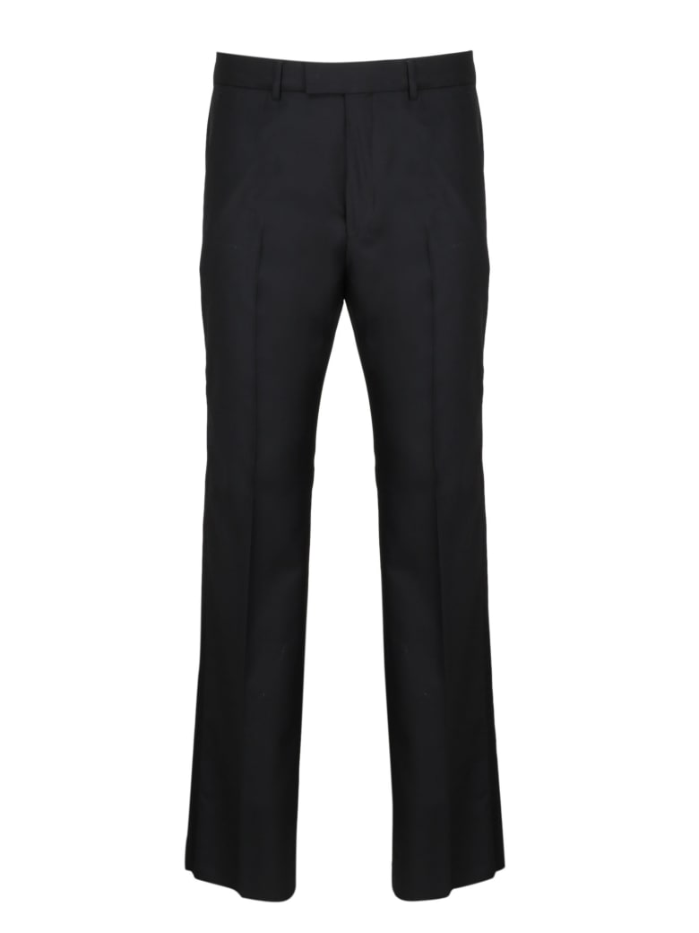 Gucci Fo Tailored Pant - Black