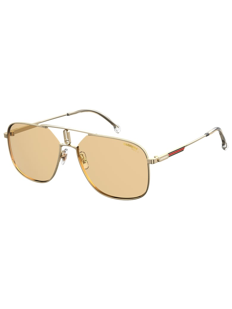 Carrera CARRERA 1024/S Sunglasses - Dyg/uk Gold Yellow