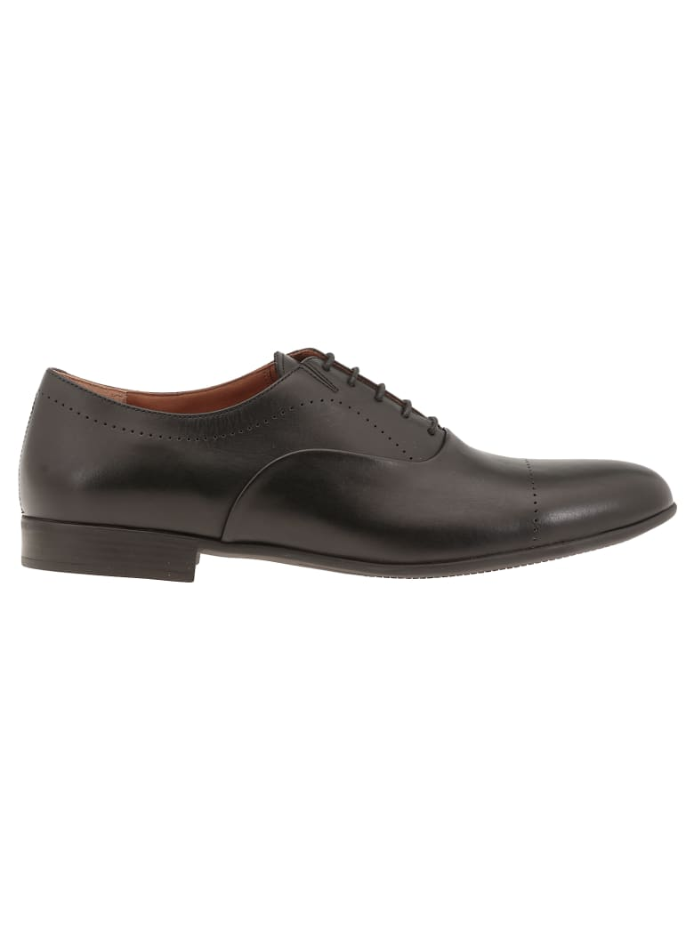 Fratelli Rossetti Galvest Lace Up Shoe - Black