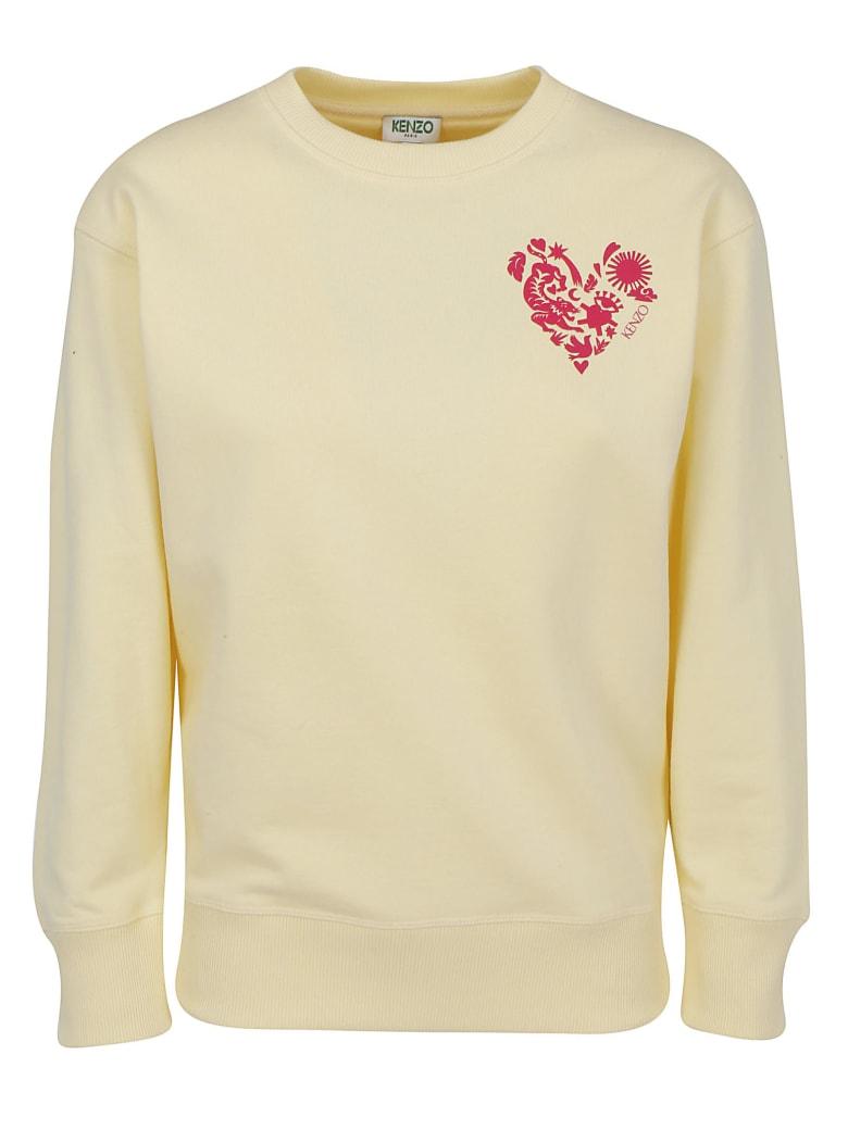 Kenzo Sweatshirt - Vanilla