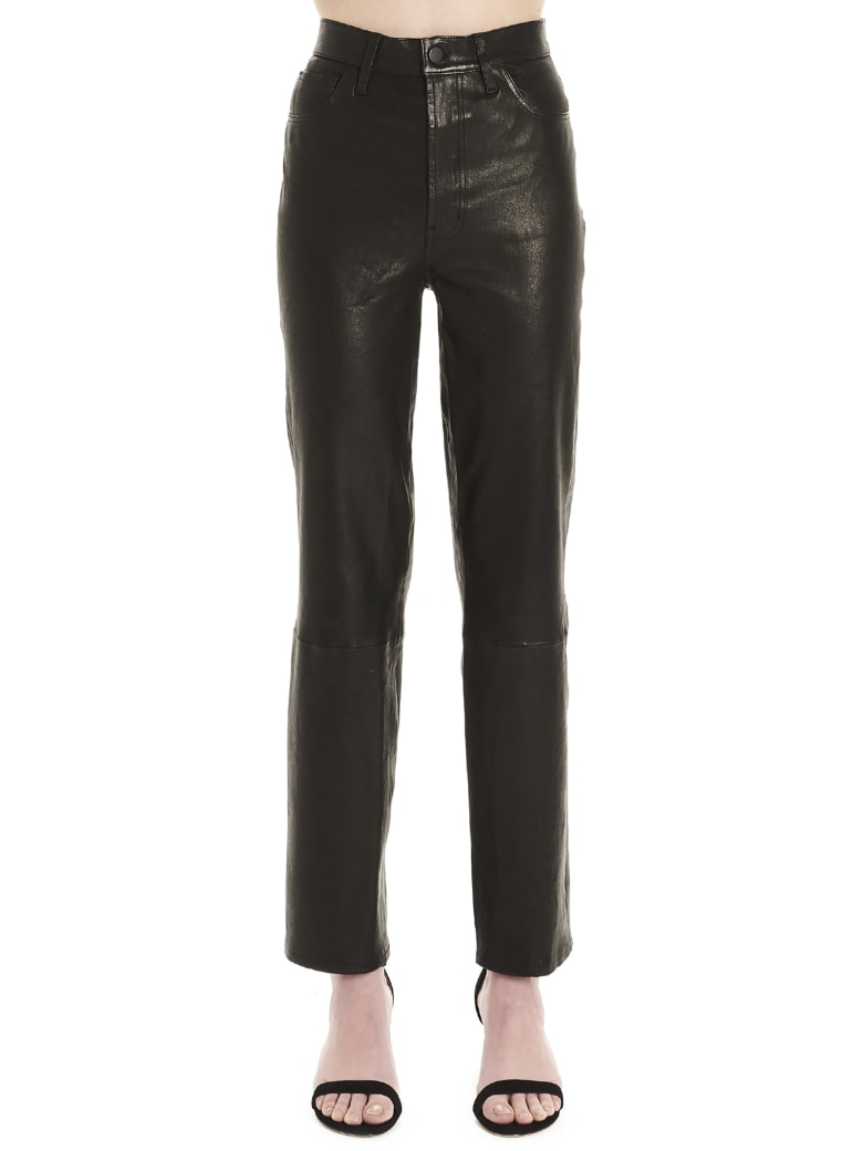 J Brand 'jules' Pants - Black