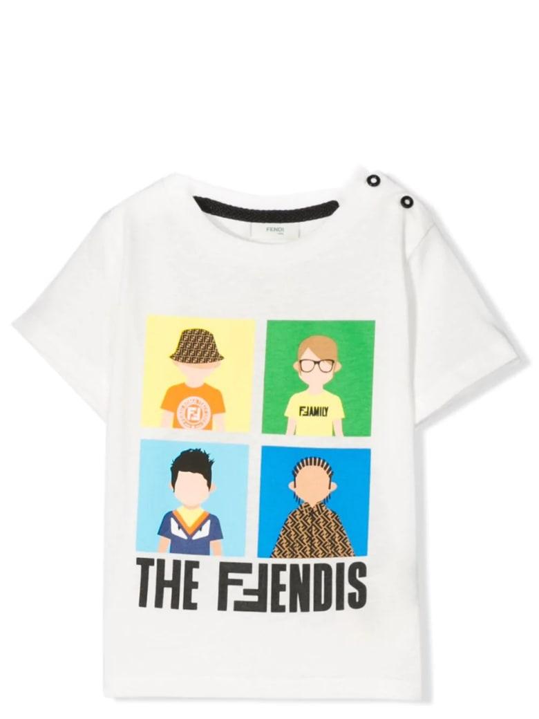 Fendi Fendi Kids - Gesso