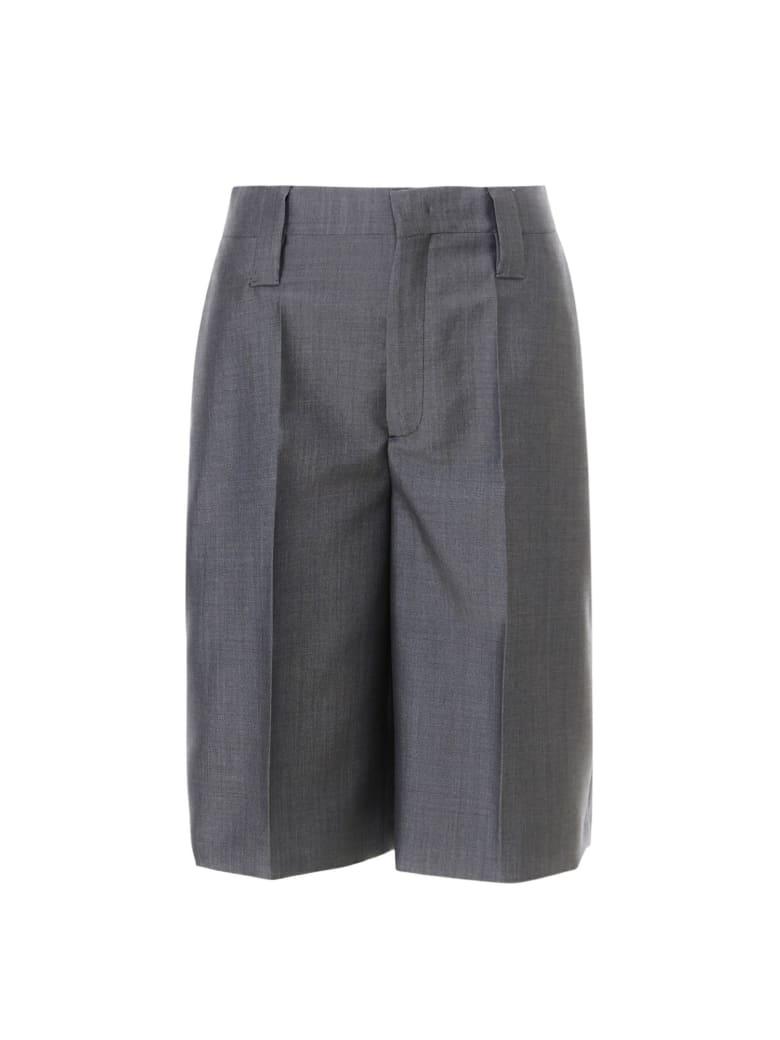 Prada Bermuda Shorts - Grey