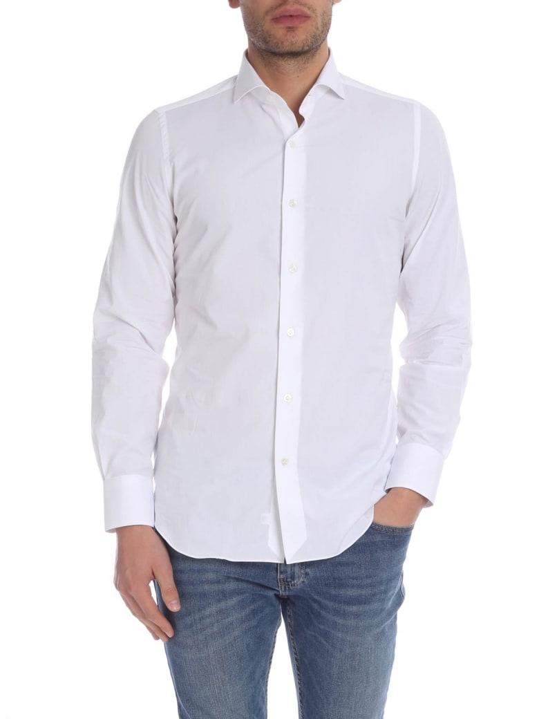 Finamore Shirt Cotton - White