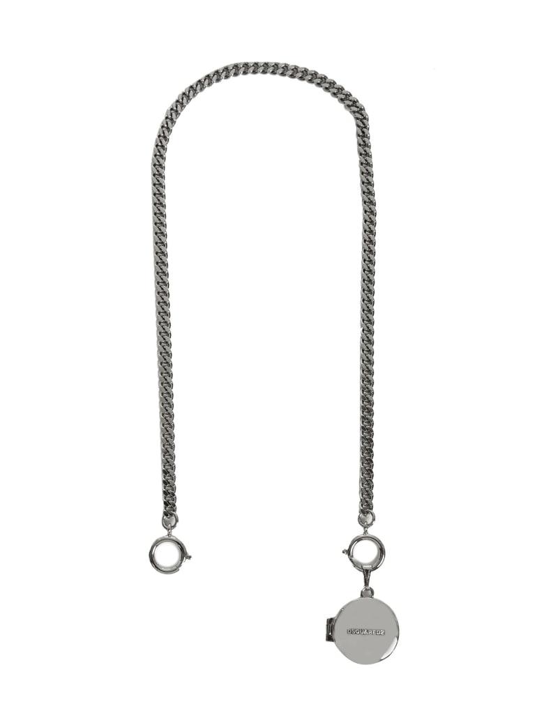Dsquared2 Chain - Silver