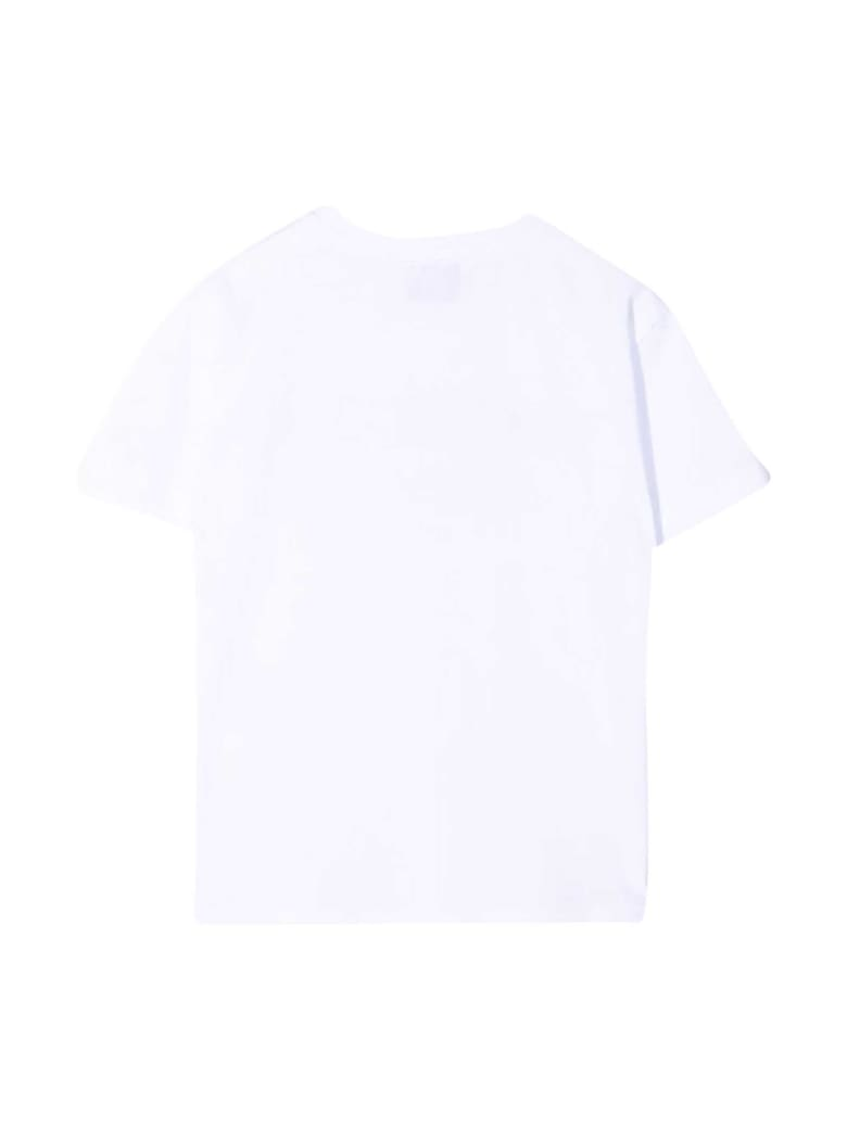 Dondup White T-shirt - Unica