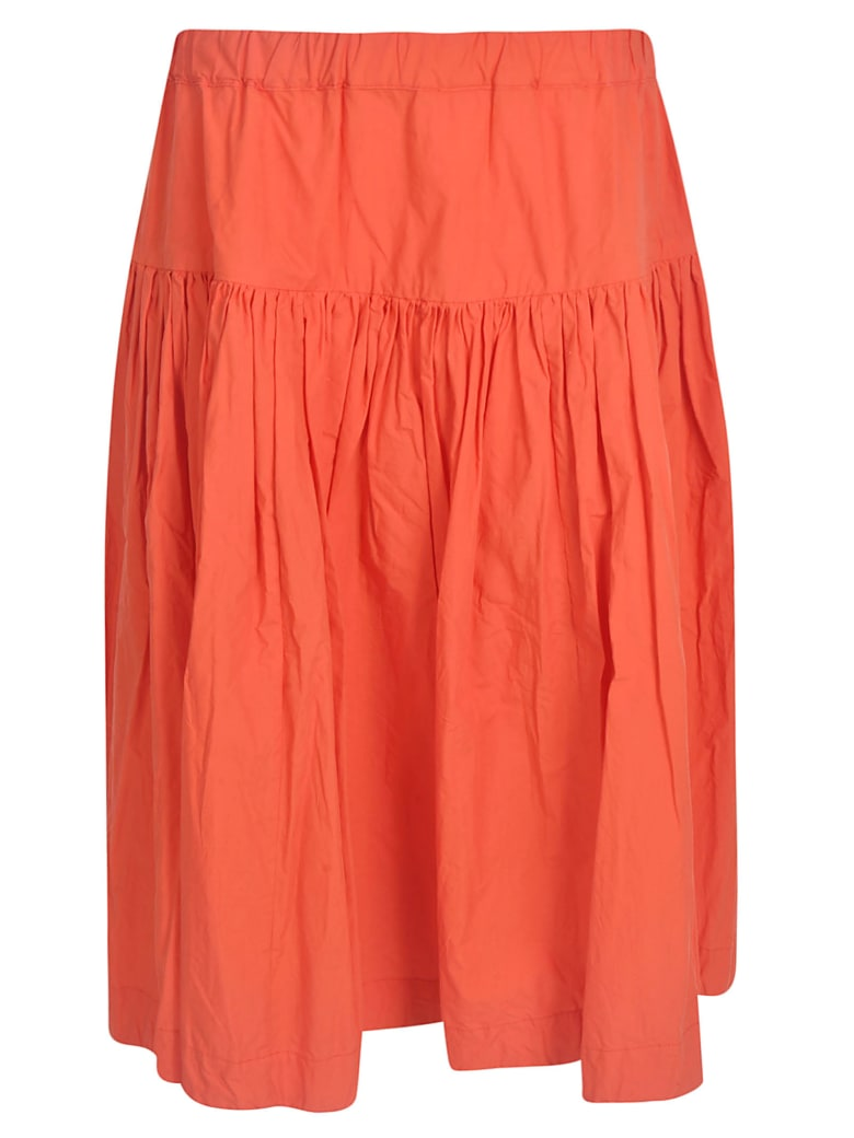 Casey Casey Up Up Skirt - Orange