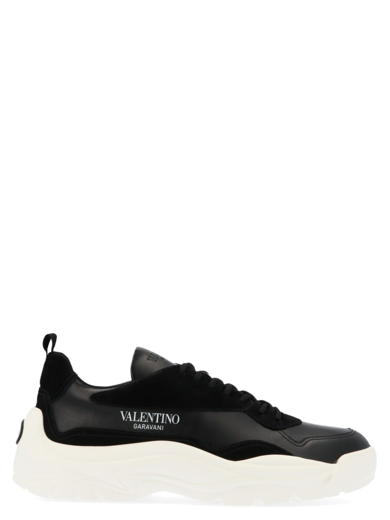 Valentino Garavani 'gumboy' Shoes - Black