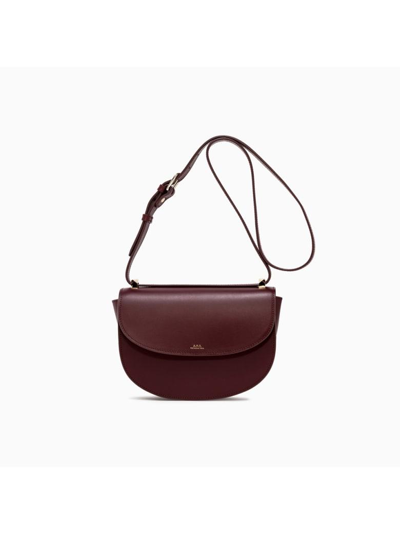 A.P.C. Sac Geneve Bag Pxawv-f61161 - GAE VINO