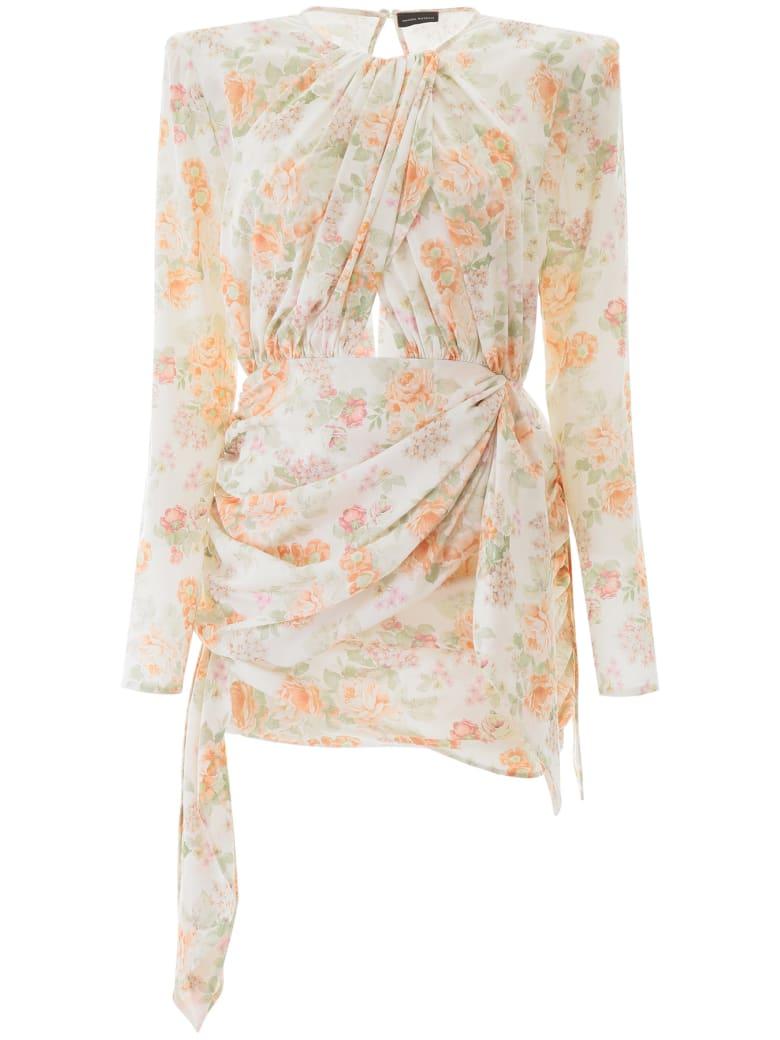 Magda Butrym San Remo Dress - CREAM (White)