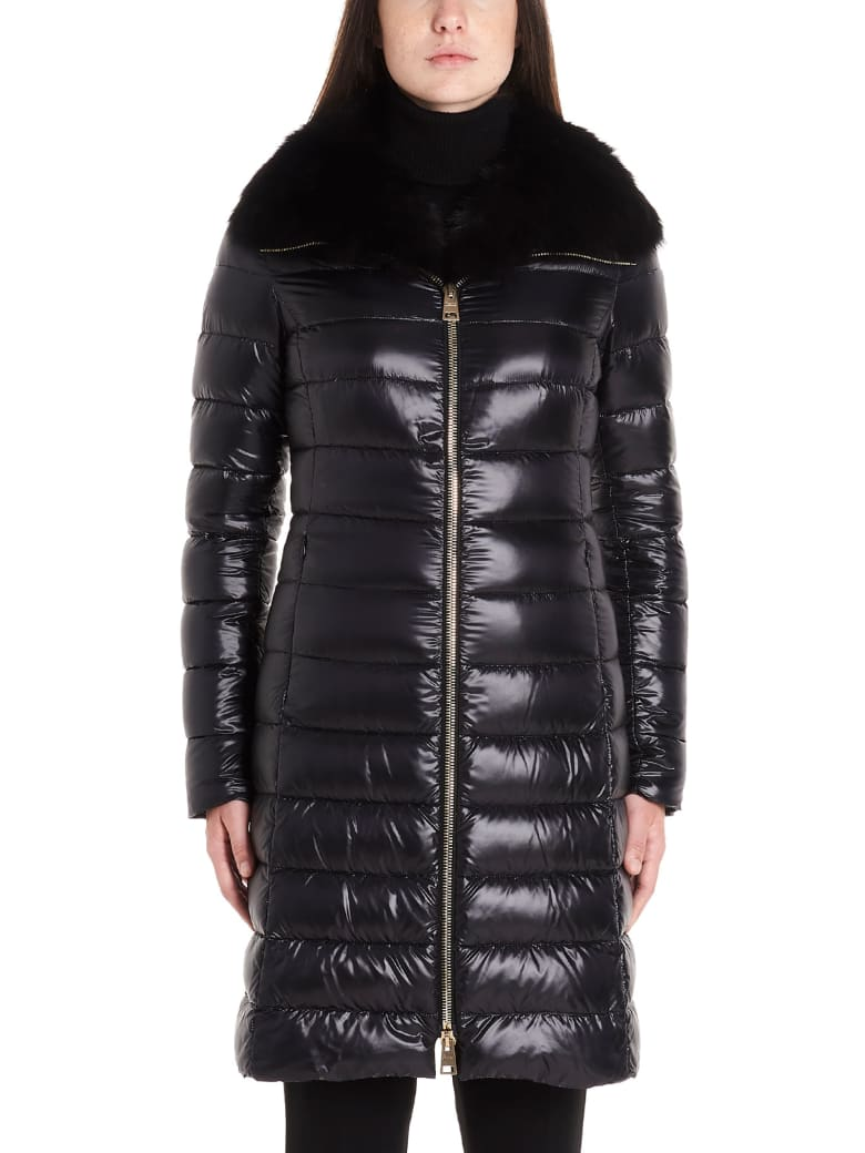 Herno 'elisa' Down Jacket - Black