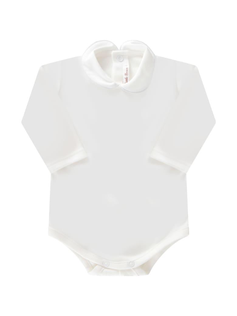 Little Bear Ivory Body For Babyboy - White