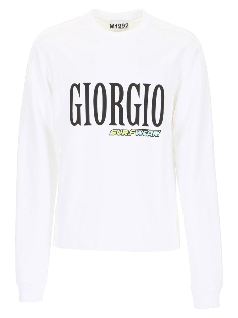 M1992 Giorgio Surfwear T-shirt - BIANCO (White)