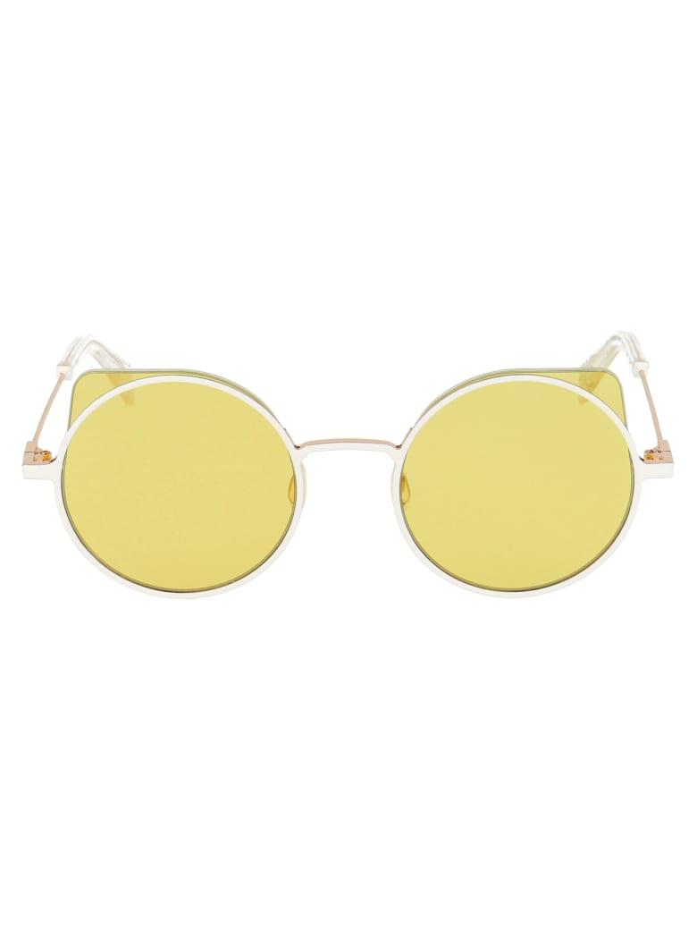 Yohji Yamamoto Sunglasses - White
