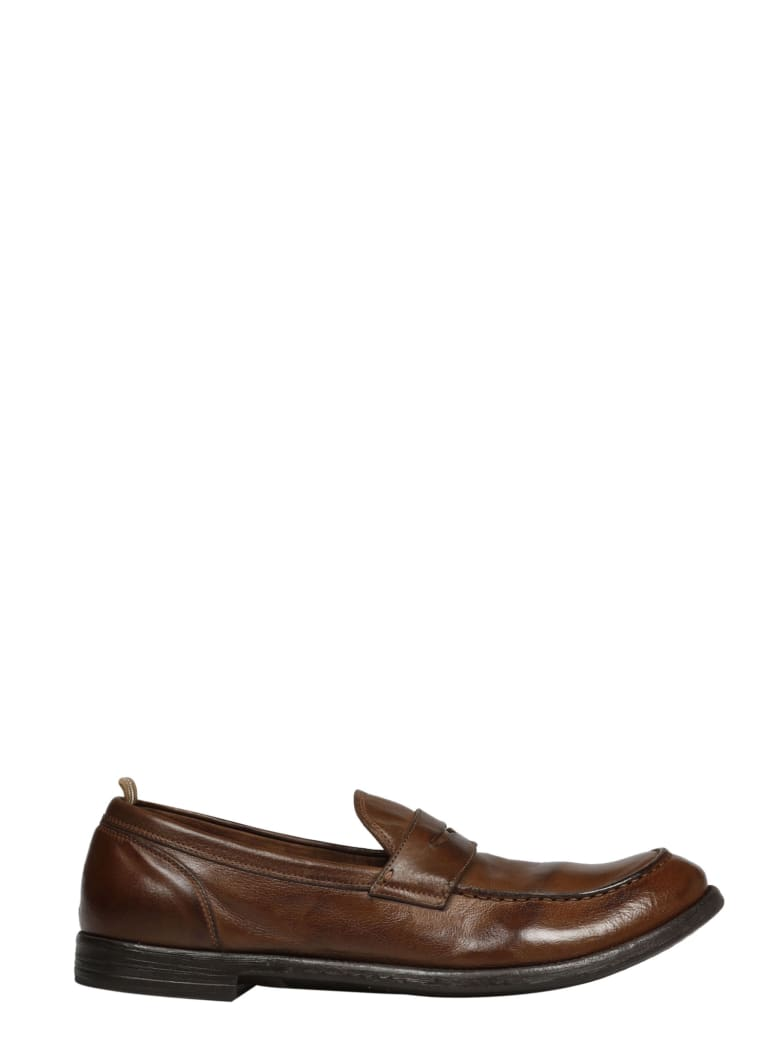 Officine Creative Leather Loafer