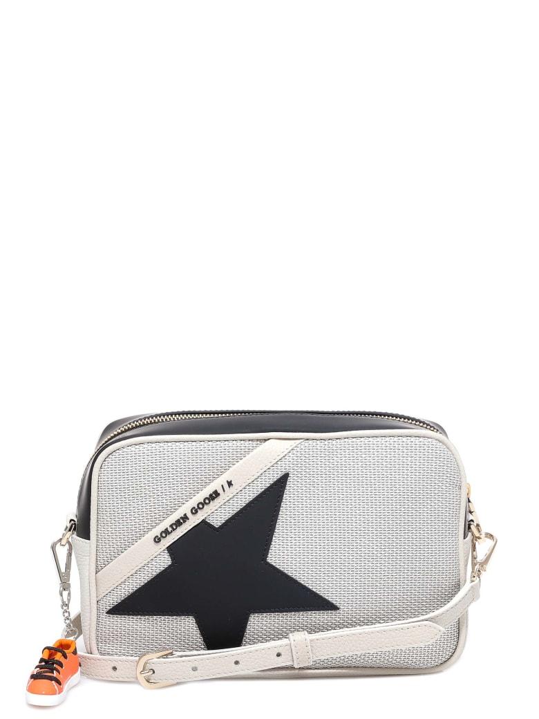 Golden Goose Star Bag Shoulder Bag - White