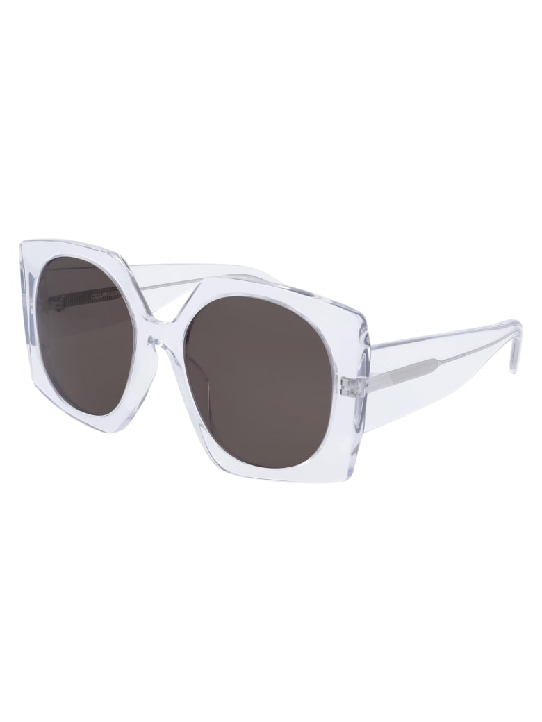 Courrèges CL1907 Sunglasses - Crystal Crystal Brown