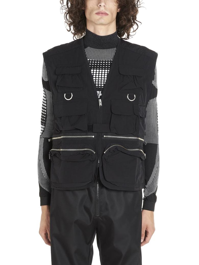 MISBHV 'fisherman' Vest - Black