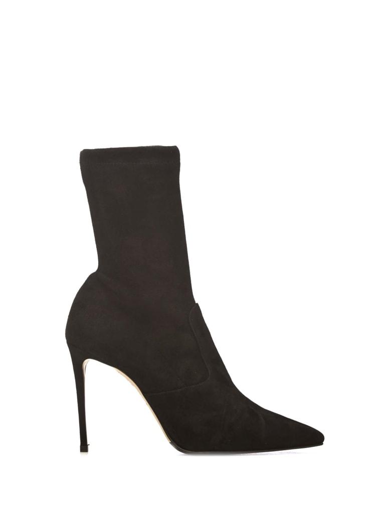 Le Silla Le Silla Ankle Stretch Boots - NERO