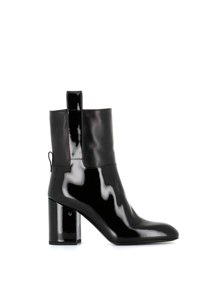 Laurence Dacade Ankle Boots Vico - Black