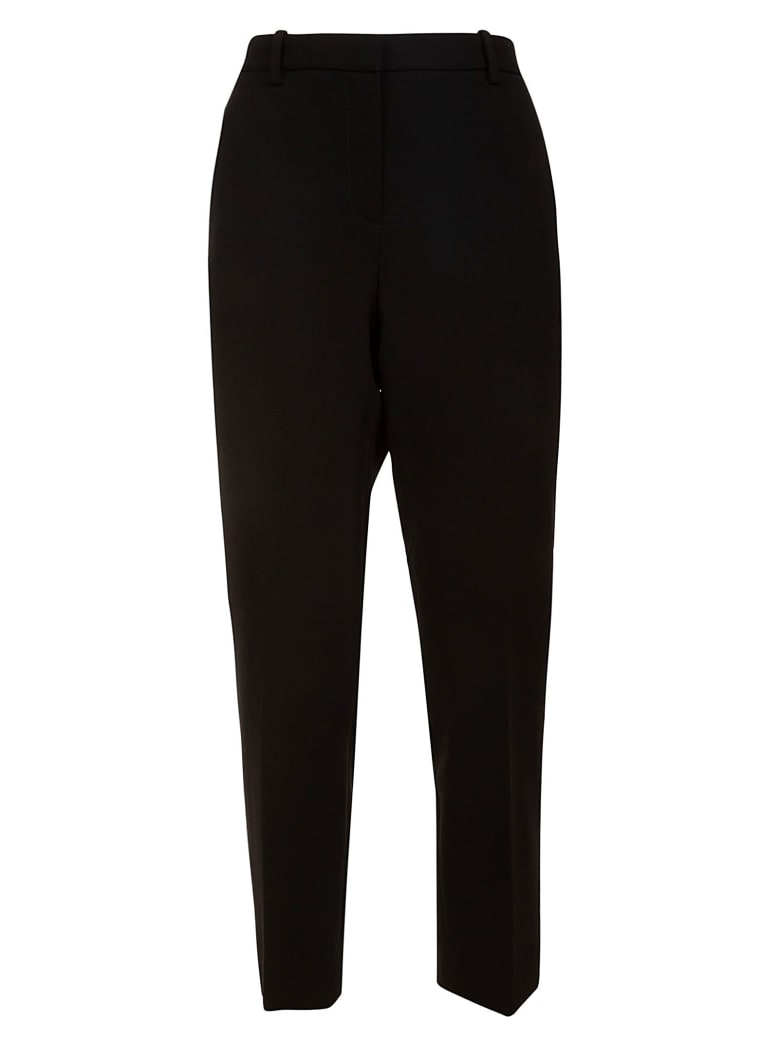 Theory Wide Trousers - Black