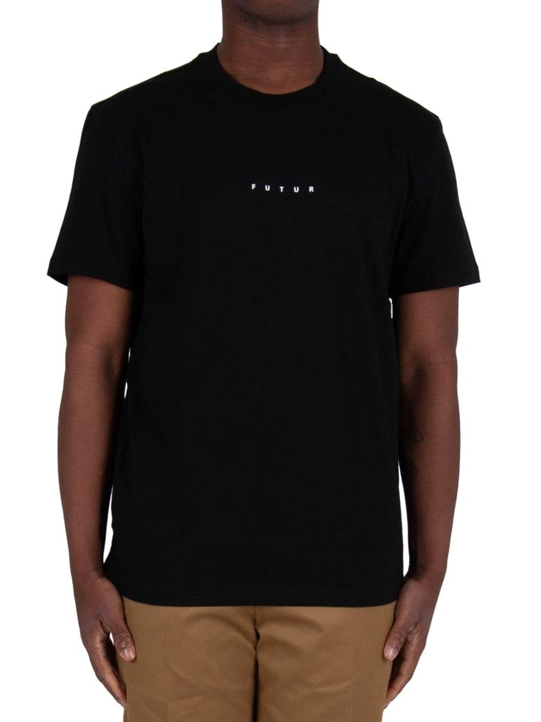 Futur Logo Tee - Black - Nero