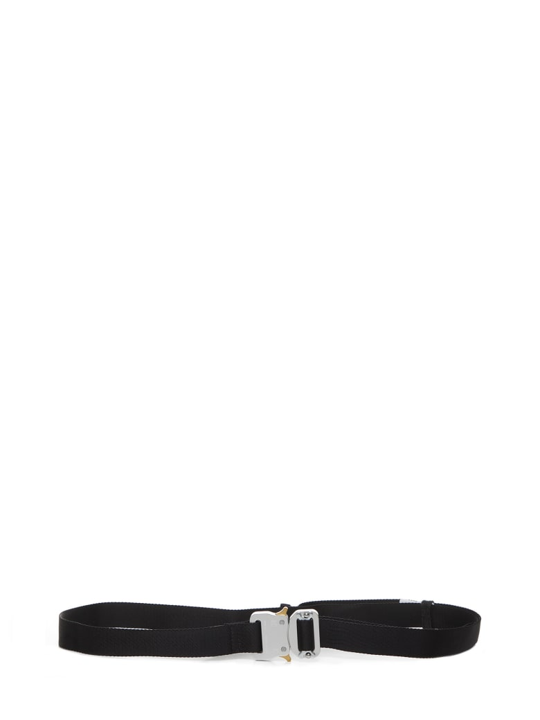 1017 ALYX 9SM Alyx Medium Rollercoaster Belt - Black