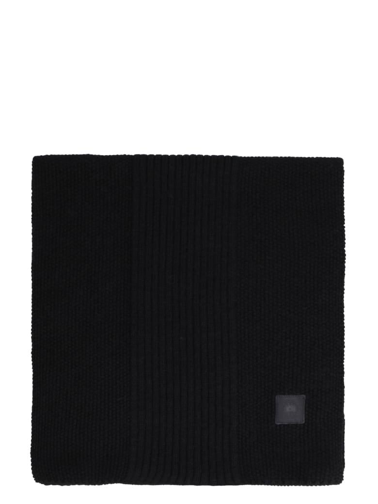 Canada Goose Wool Scarf - black