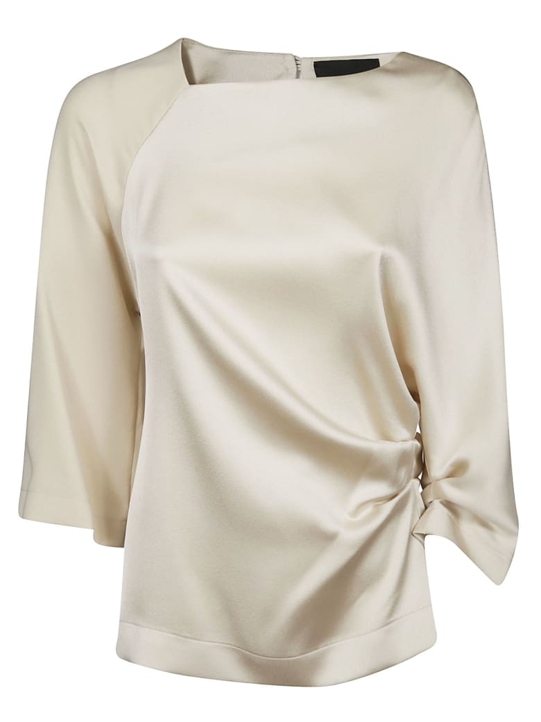 Erika Cavallini Giorgia Top - Cream
