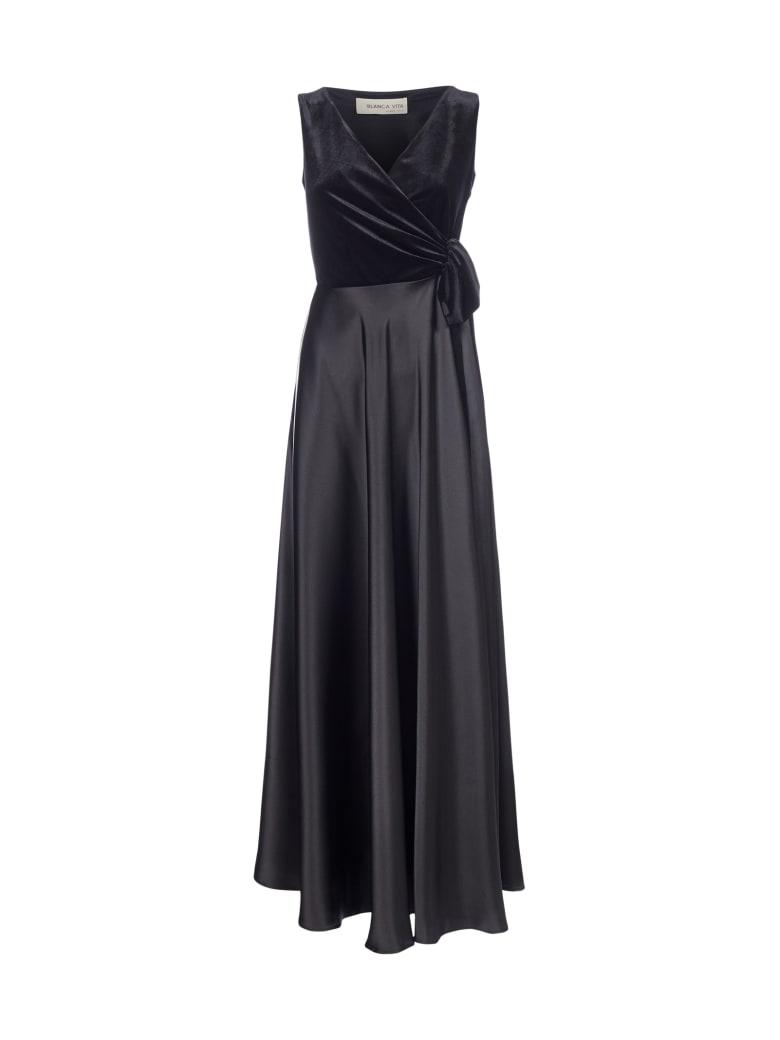 Blanca Vita Dress - Onice